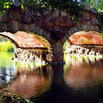 Stone Bridge over Stow Lake