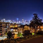 Alamo Square Nightline